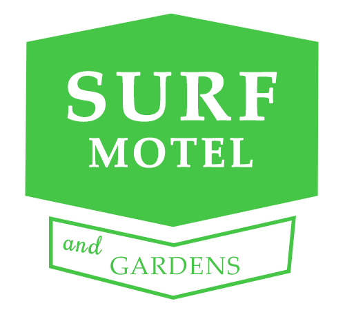 surf motel fort bragg logo