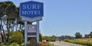 Surf Motel Fortbragg