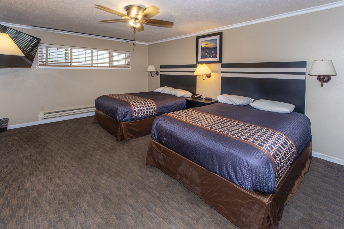 Surf Motel fortbragg Room